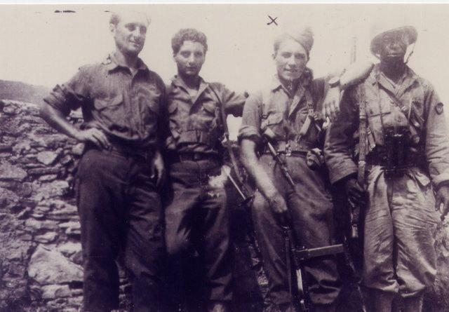 Le Bataillon de Choc 1943/1963. Photos. 466972SgtCRENEGUYcotduSngalais