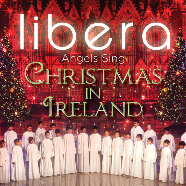 "[CD/DVD] ""Angels Sing - Christmas in Ireland"" 467072CDfront600"