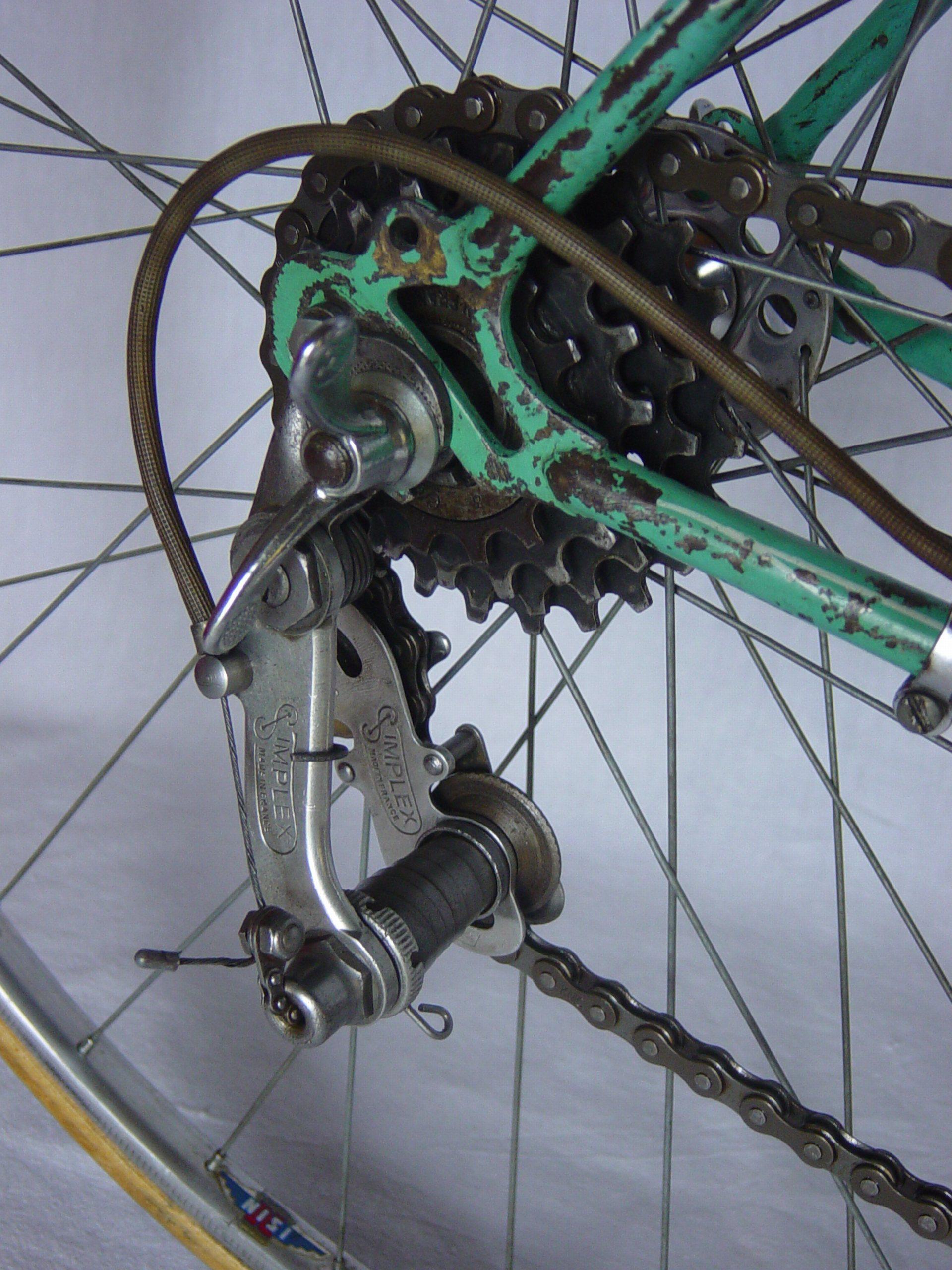 Vélo de course TENDIL 1939 - Page 2 467900bdrailleurar