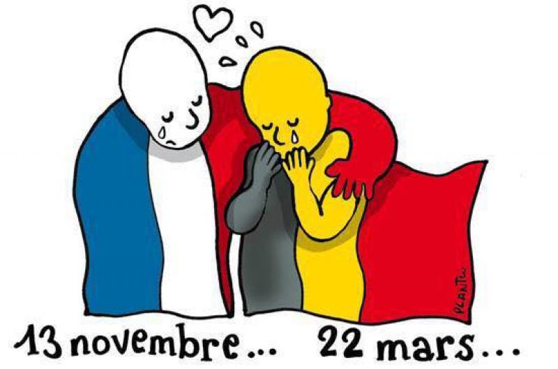 solidarité avec nos cousins belges 469588922938102076129463949183403374418224475652n