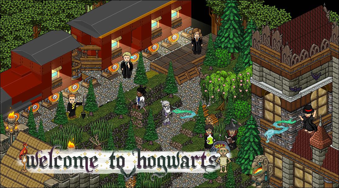 Poudlard, école de sorcellerie pour jeune sorcier