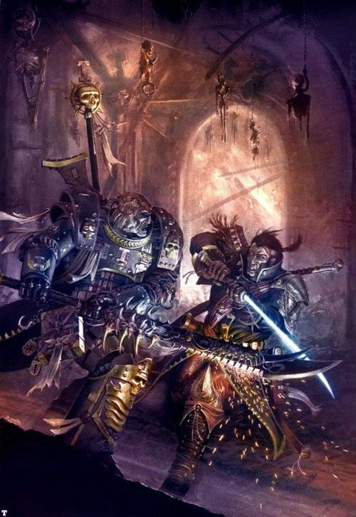 [W40K] Collection d'images : Inquisition/Chevaliers Gris/Sœurs de Bataille 470616inquisition6