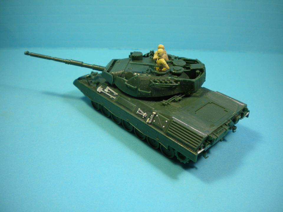 Leopard 1A5 (ITL) KFOR - 1/72° 4714042