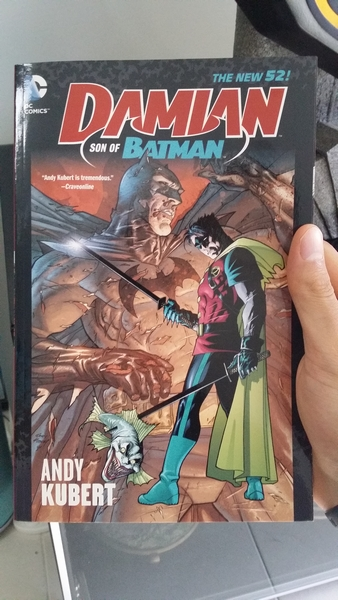 Damian - Son of Batman 47216720150421150339