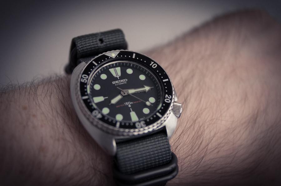 Feu de vos montres sur Nato 472300FDL02115