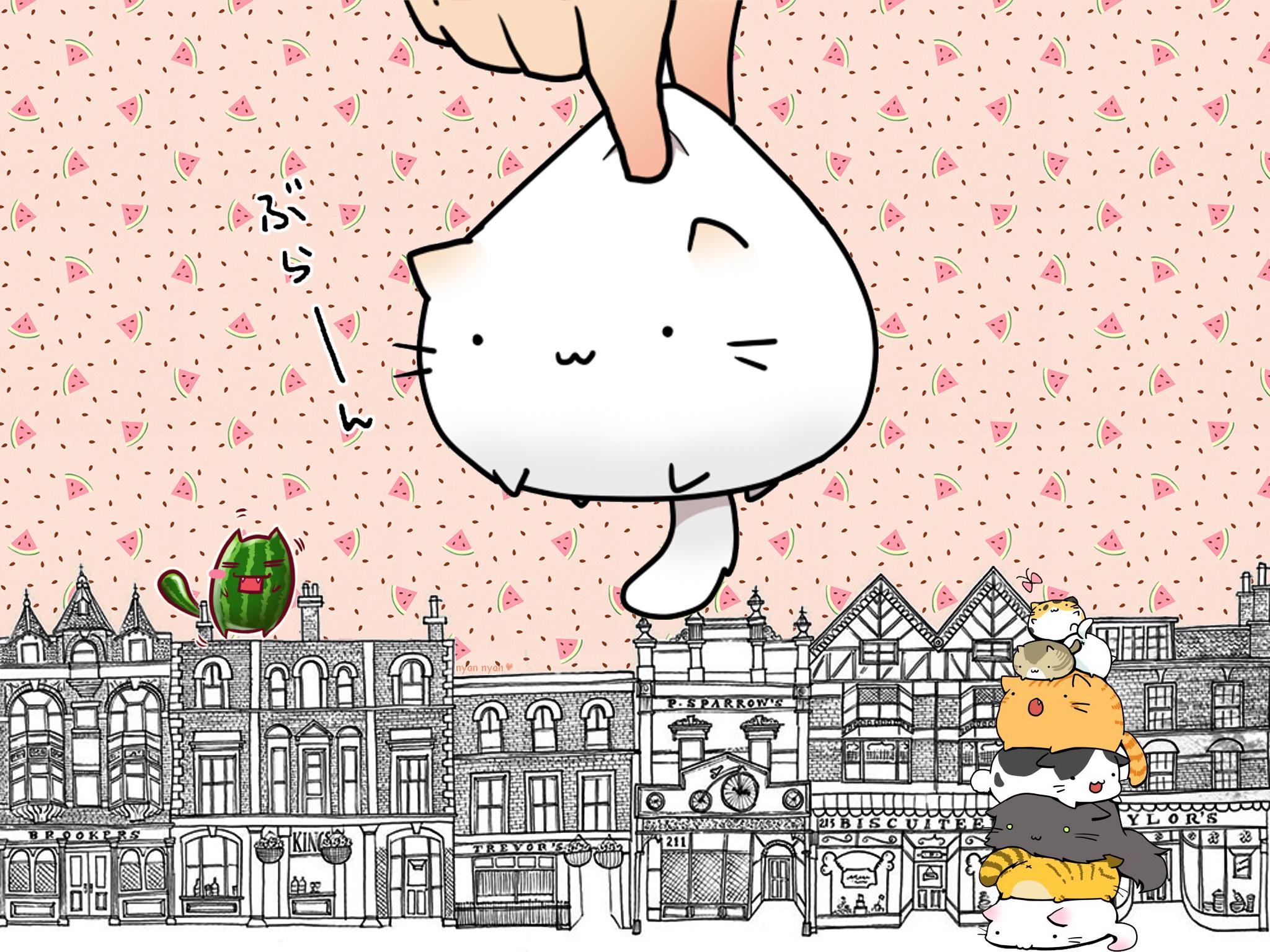 La galerie nyan nyan de Cy-chan !  472717WallpaperMinoe