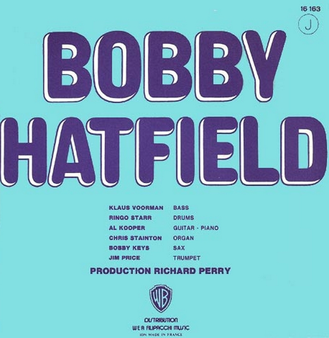 Bobby Hatfield - Messin In Muscle Shoals (1971) 473023281
