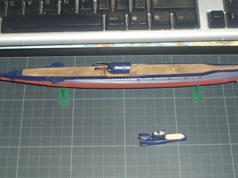 sous-marin SURCOUF 1/400 473627P6140174