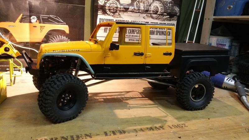Jeep JK BRUTE Double Cab à la refonte! - Page 2 47390520141024144320