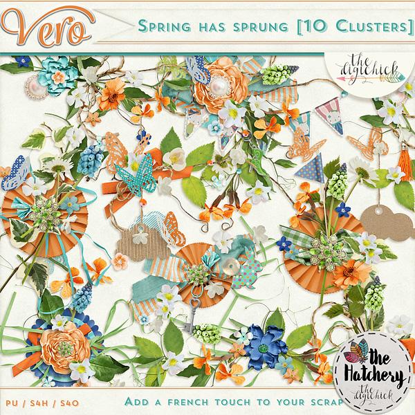 Véro - MAJ 02/03/17 - Spring has sprung ...  - $1 per pack  - Page 10 474038Verospringhassprungclusterspv