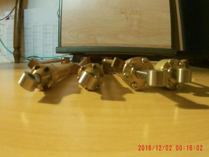 Etudes et réalisation d'une pelle carrière 9100 au 1/14 rétro en base d'une CAT 323 L au 1/10. - Page 5 474659007