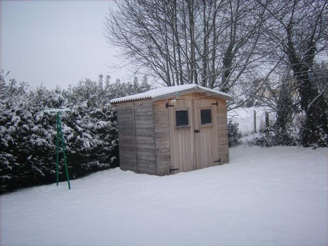 Mercredi 06 janvier 2010 - (Neige à Pont Farcy - 7 à 10 cm) 475458Jan06327