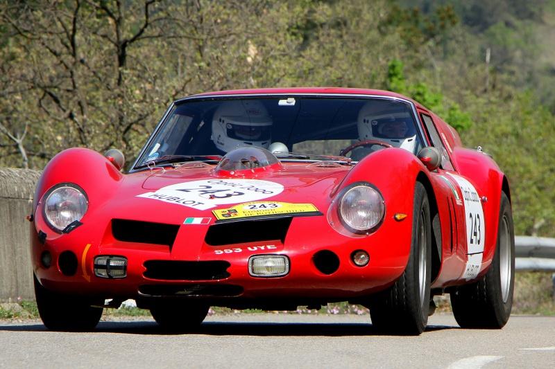 Les Ferrari au Tour Auto 2014 476046TourAuto2014243