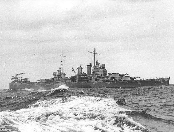 USN CROISEUR LOURD USS WICHITA 477064USSWichitaCA453