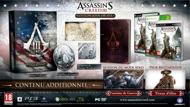 Assassin's Creed 3 : 3 versions collectors 4775525562061015063876823375711643539375693420011647805799n