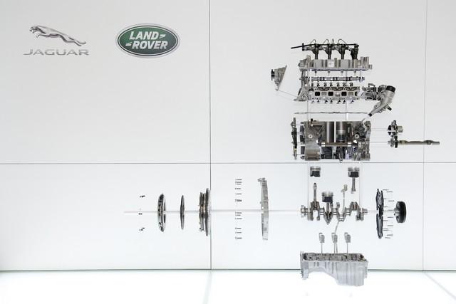 Le Land Rover Discovery Sport Reçoit Les Moteurs Diesel Ingenium 478354JLREMCOpeningIngeniumImage3010140198053