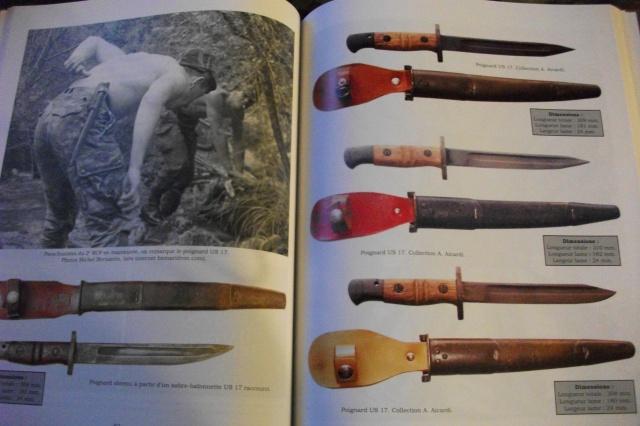 Couteaux et poignards baionnettes dans l' Armée Française 1940 à nos jours 478791DSCF3964