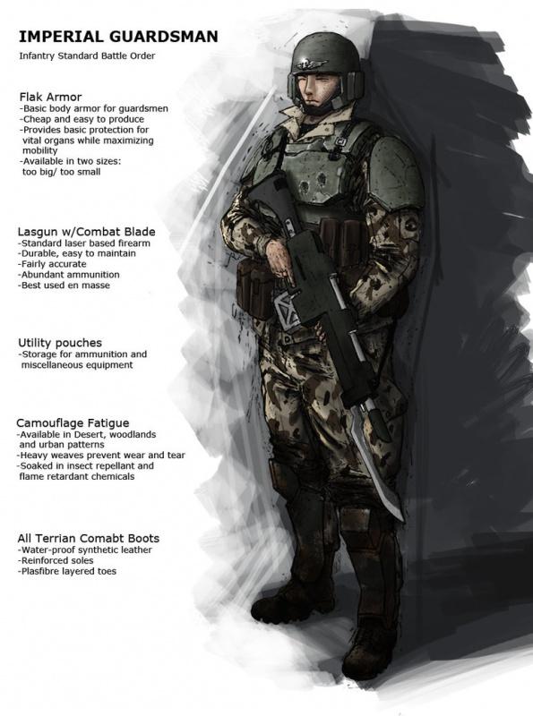 [W40K] Collection d'images : La Garde Impériale 478827guardsmanbymrmaod3b6xgp