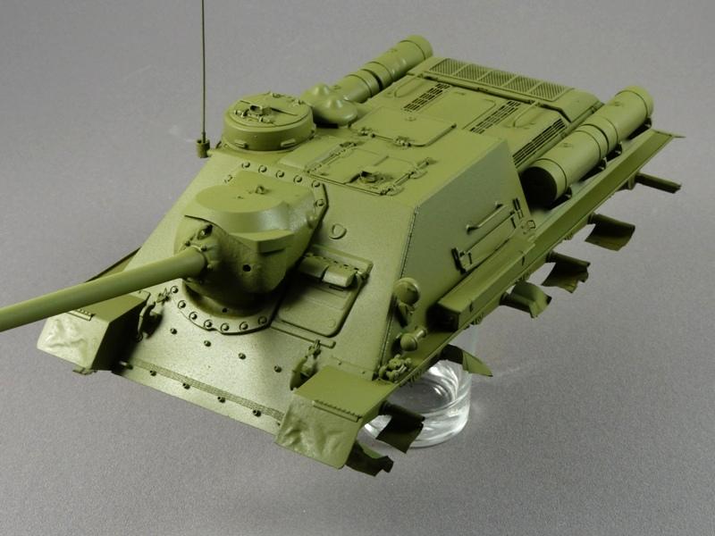 SU-100 - DRAGON 1/35 - Page 2 479387P1020856