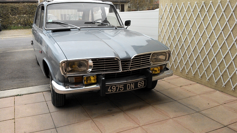 [laucox] Renault 16 TS 1969  - Page 2 479421IMG20140404180225062