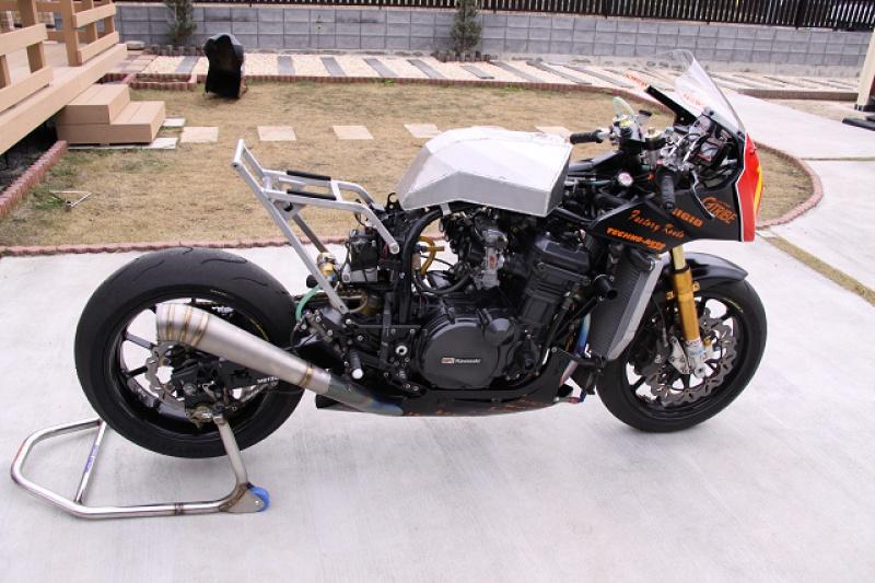 Kawasaki GPZ-R 900 et 750, 1000 RX, ZX 10 TOMCAT - Page 4 479788amajaracing2350