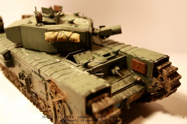 Churchill avre mk3  de chez afv club 1/35 - Page 2 480003IMG2383