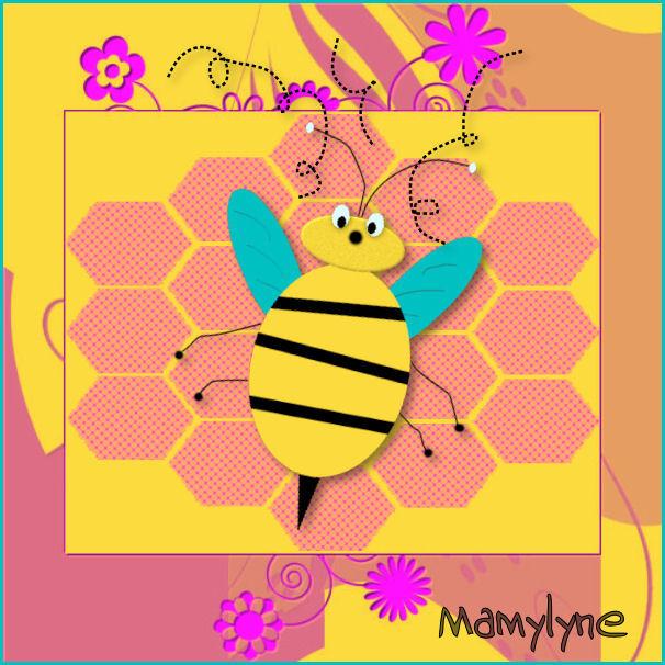 CurieuZZZe l'abeille 480015ptiteabeille