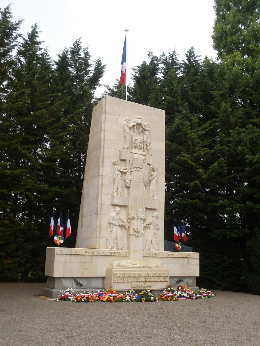 28 Juin 2014 70è Anniversaire de l'anéantissement du Maquis de Saffré 480161P6281336
