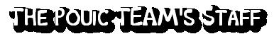 La Pouic TEAM 481507staff