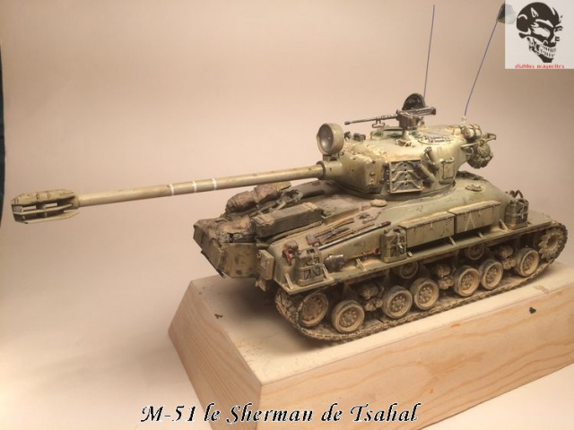 M-51 Super Sherman IDF - Academy 1/35 481584IMG4919
