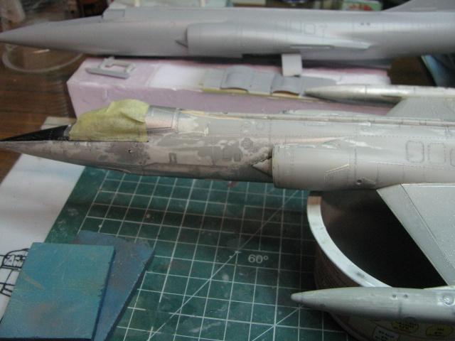 DUO: F-104N (NASA) + F-104G (BAF) Hazegawa 1/48  481694IMG5438