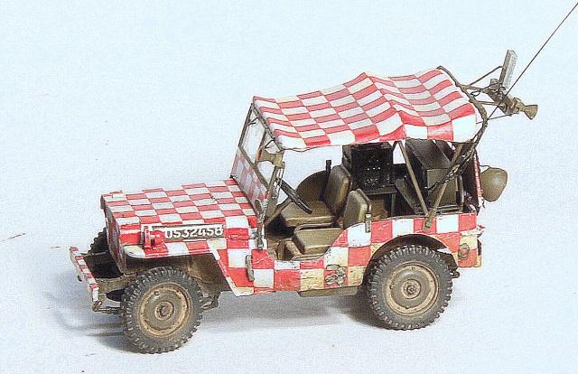jeep indochine - Les derniers arrivent. Jeep USAAF 1/35 (update du 13/10/15). 482055019
