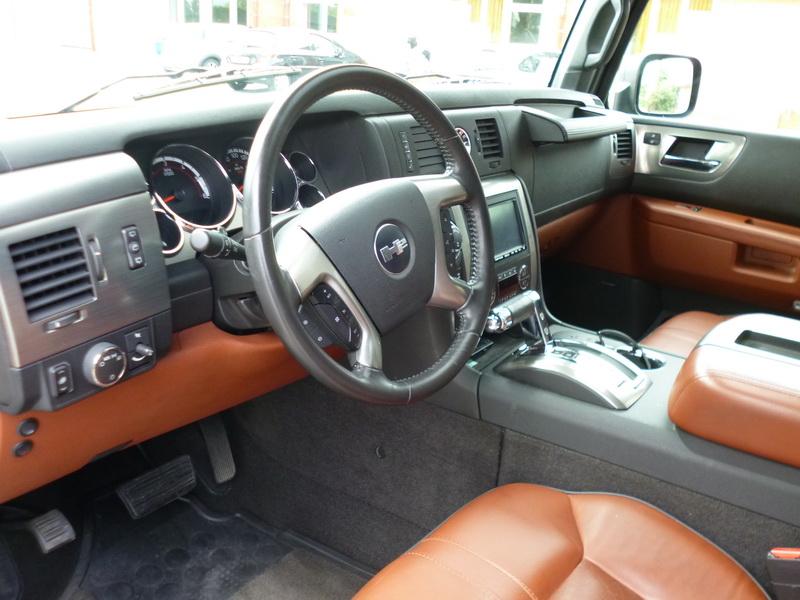 HUMMER H2 V8 6,2L Luxury 2008  (RUN) 482336P1040057
