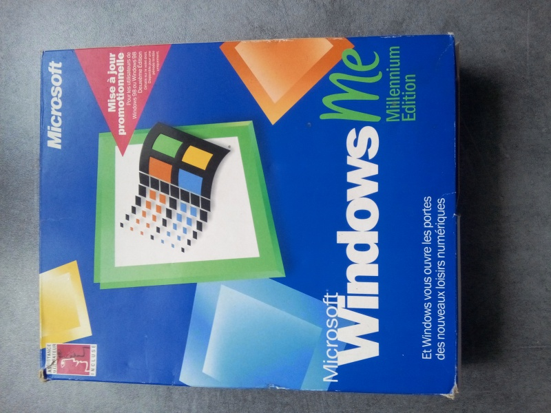 Windows 98 et après, ou comment ressusciter un vieux PC 482687winme11