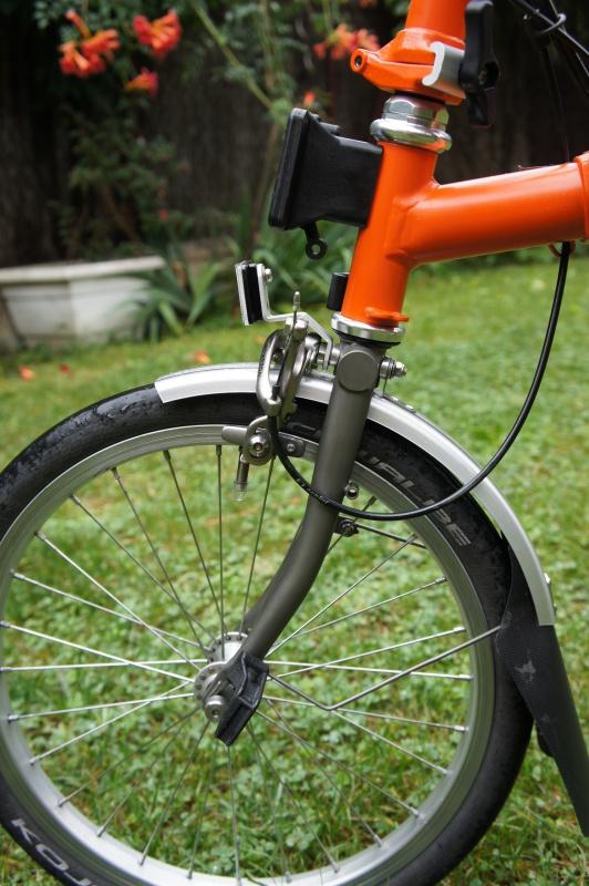 VENDS Brompton S6LX titane orange plus options 1280 EUROS [vendu] 482890brompton005