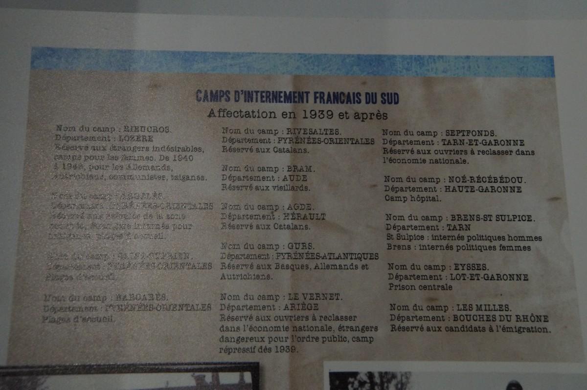 [ Histoire et histoires ] Musée de la résistance et du combattant à Montauban 483052DSC07528