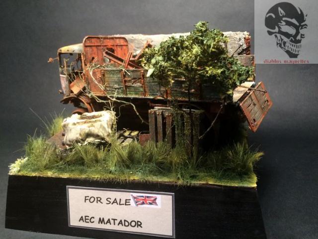 AEC Matador for sale AFV 1/35 - Page 2 483144IMG3983