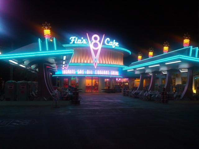 Disneyland Resort (Californie)et Universal Studio Hollywood du 29/10/2012 au 09/11/2012  483313IMG20121030202630