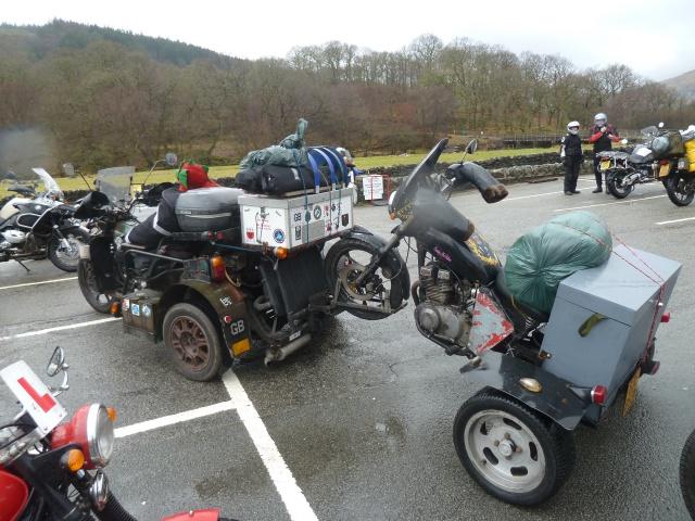 52 eme Dragon rally : une hivernale au pays de Galles (2013) 483803P1240251