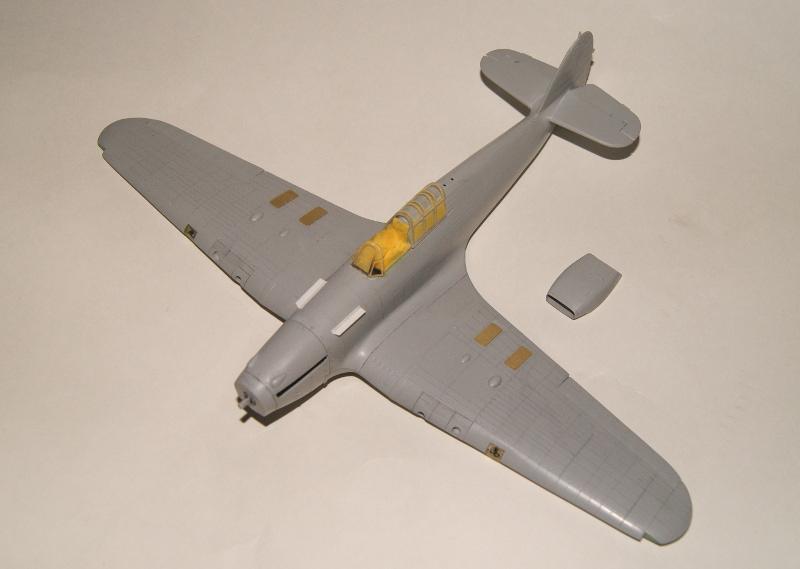 Hawker Hurricane IIC italeri 1/48 483919Hurricane20