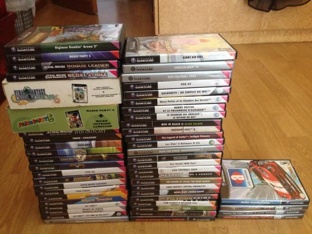full set Gamecube, et vous, vous en êtes ou ?(aidez les full setteurs) 483934photo85