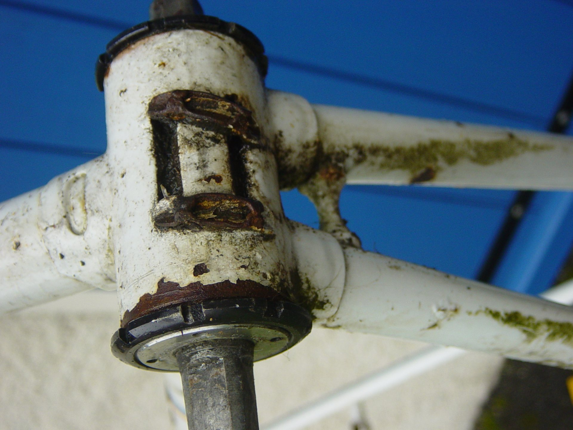 Vélo RAZESA - BANESTO 1991 484534boitierdepdalierdessous