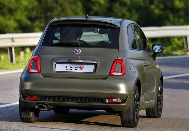 Gamme et tarifs de la nouvelle Fiat 500S 484677160607Fiat500Sok05