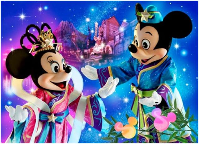 [Tokyo Disney Resort] Programme complet du divertissement à Tokyo Disneyland et Tokyo DisneySea du 15 avril 2018 au 25 mars 2019. 486188TD2