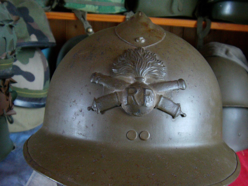 casque mle 26 artillerie  486686004
