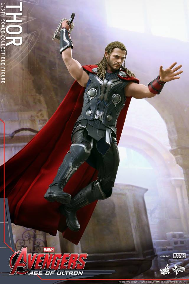 HOT TOYS - Avengers: Age of Ultron - Thor 488158105