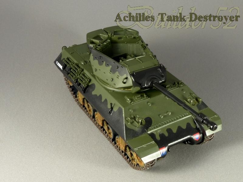 Achilles Tank Destroyer - Academy-Italeri + RB Model + set Blast 1/35 489037P1030829