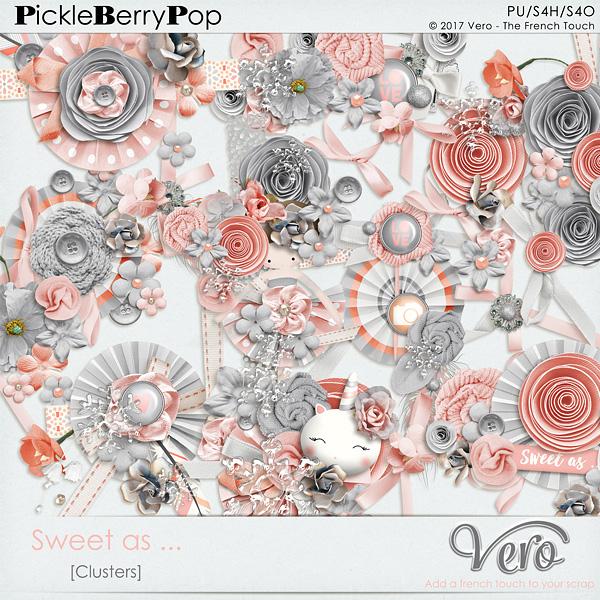 Véro - MAJ 02/03/17 - Spring has sprung ...  - $1 per pack  - Page 10 489498Verosweetasclusterspv