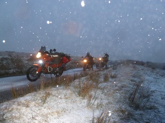 52 eme Dragon rally : une hivernale au pays de Galles (2013) 489614P1230850