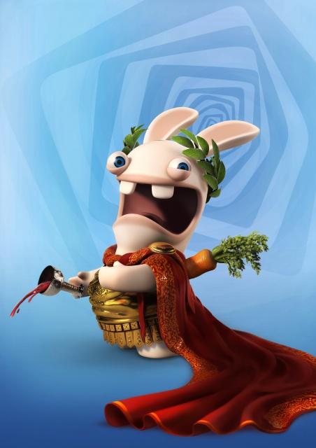 [Mini-concours] Les lapins crétins - Avatar - 489759212984ravingrabbidstravelintime